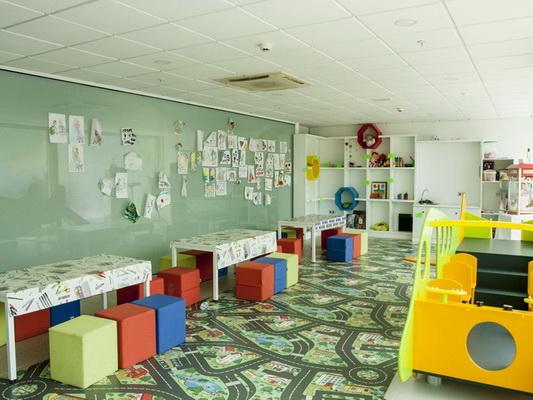 Sala infantil Hotel Villa Luz