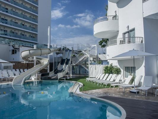 Aqua experiencie Hotel Villa Luz